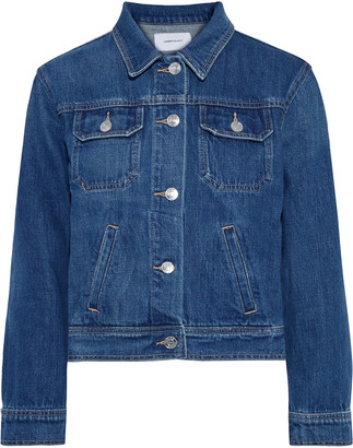 Current/Elliott The Trip Denim Jacket