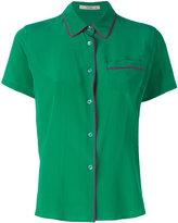 Etro classic blouse - women - Silk - 42