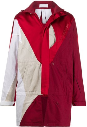 Reebok Colour Block Raincoat
