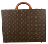 Louis Vuitton Vintage Monogram President Briefcase
