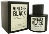 Kenneth Cole Vintage Black by Eau De Toilette Men's Spray Cologne - 3.4 fl oz