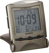 Casio travel clock PQ-50J-8 display metallic gray Digital (Japan Import) (japan import)