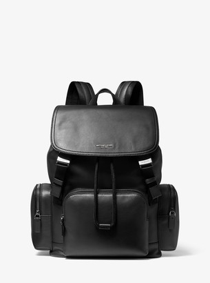 Michael Kors Henry Leather Backpack