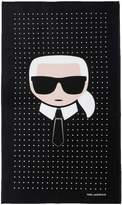 Karl Lagerfeld Iconic Towel