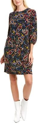 Donna Morgan Printed Dress