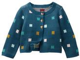 Tea Collection Coriandoli Cardigan Sweater (Baby Girls)