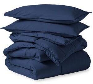 Bare Home Comforter Set, Queen