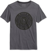 GUESS Men's Medal Graphic-Print Logo T-Shirt