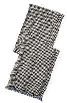 Polo Ralph Lauren Gingham Linen-Cotton Scarf