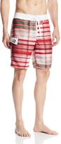 Gotcha Men's Over Sized Plaid Boardshort