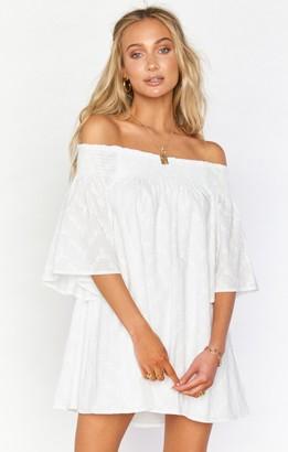 Show Me Your Mumu Izzy Mini Dress