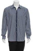 Robert Graham Gingham Button-Up Shirt