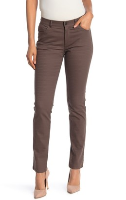 Lafayette 148 New York Thompson Textured Pants