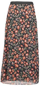 Ikks BQ27015-03 women's Skirt in Multicolour