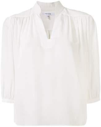 Frame Cali silk blouse