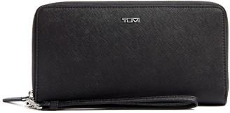 Tumi Belden Leather Travel Wallet