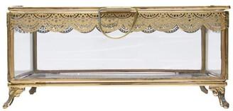Biba Scallop Jewellery Box