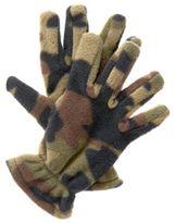 Crazy 8 Camo Microfleece Gloves
