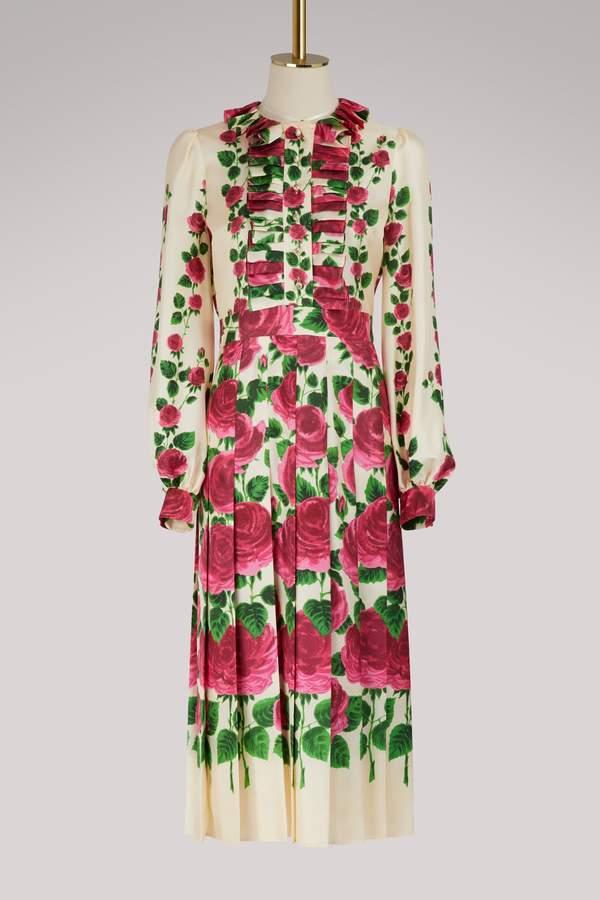 fe430f22b3c5 Gucci Print Dresses - ShopStyle