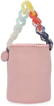 Stella McCartney Rainbow Chain Tote Bag