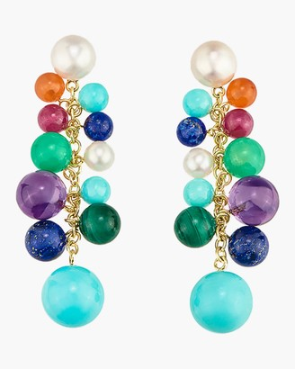 Ippolita Nova Cluster Chandelier Earrings