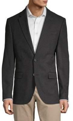 Karl Lagerfeld Houndstooth Sport Jacket