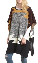 Pendleton Women's Knit Poncho