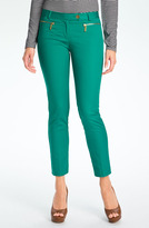 MICHAEL Michael Kors Zip Pocket Ankle Pants