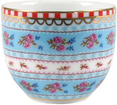 Pip Studio Ribbon Rose Egg Cup - Blue