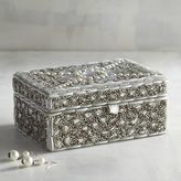 Pier 1 Imports Bejeweled Mini Jewelry Box