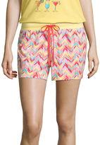 SLEEP CHIC Sleep Chic Pajama Shorts