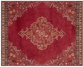 Pottery Barn Bryson Persian-Style Rug - Red