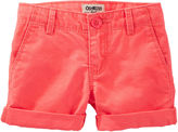 Osh Kosh Oshkosh Cotton Shorts - Preschool Girls 4-6x