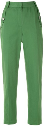 Eva High.waist Trousers