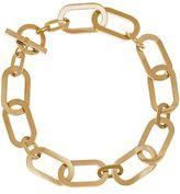 Michael Kors Gold-Tone Statement Link Necklace