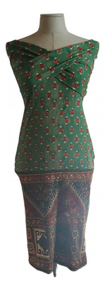 Farm Rio Multicolour Cotton - elasthane Dresses