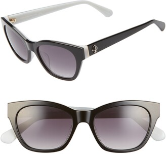 Kate Spade Jerris 50mm Cat Eye Sunglasses