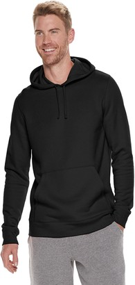 Tek Gear Men's Ultra Soft Solid Fleece Hoodie