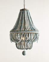 Regina-Andrew Design Regina Andrew Design Malibu Beaded 6-Light Chandelier
