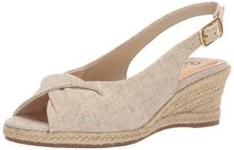 Bella Vita Women's Sylvie II Espadrille Sandal Shoe