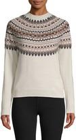 Cliche Fair Isle Sweater