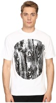 McQ by Alexander McQueen Dropped Shoulder Tee