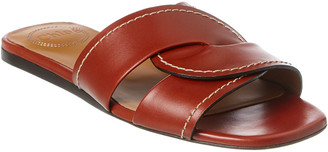 Chloé Candice Leather Sandal