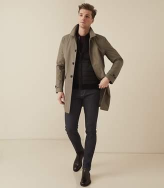 Reiss Toronto - Jersey Stretch Jeans in Indigo