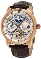 Stuhrling Original Anatol Water Resistant Watch, 47mm