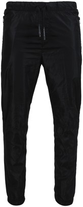 Givenchy Black Logo Zip Joggers