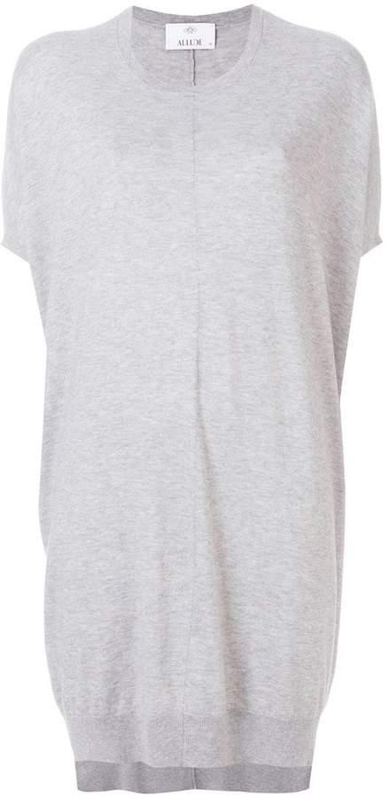 Allude sweater dress