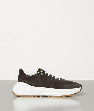 Bottega Veneta SNEAKERS IN SPEEDSTER SUEDE