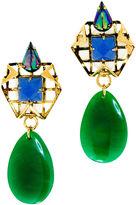 Nicole Romano Shunyuan Drop Earrings