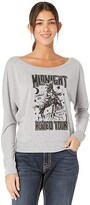 Thumbnail for your product : Rock and Roll Cowgirl Long Sleeve Pullover Dolman Graphic 48T7699